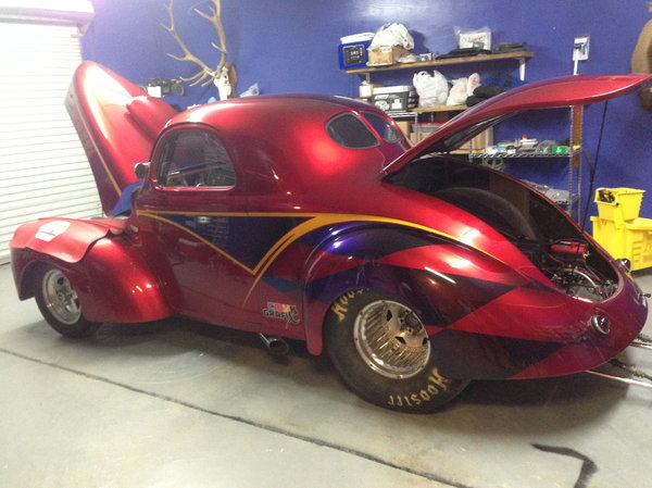 41willys 632ci  for Sale $70,000