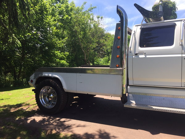 1998 Ford F-800  for Sale $17,500