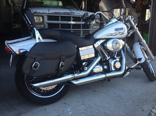 2006 H-D DYNA WIDE GLIDE  for Sale $8,900
