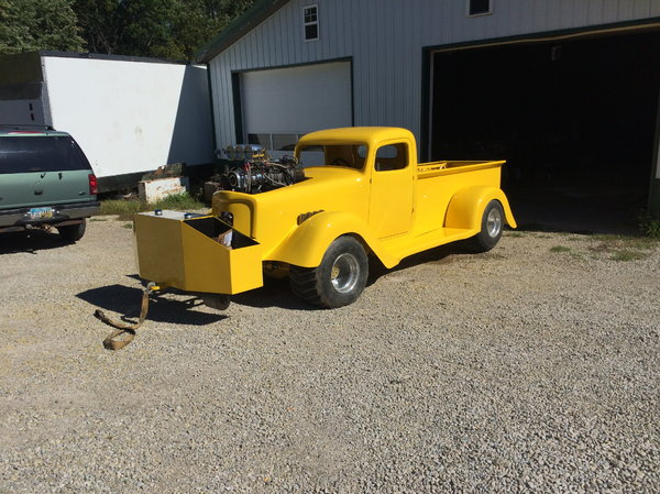 1936 Ford body and lifting structure  for Sale $2,500