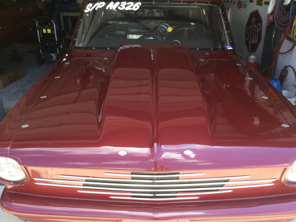 1963 chevy ll  for Sale $28,500