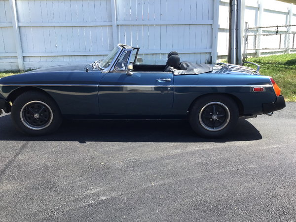 1976 MG MGB  for Sale $10,000