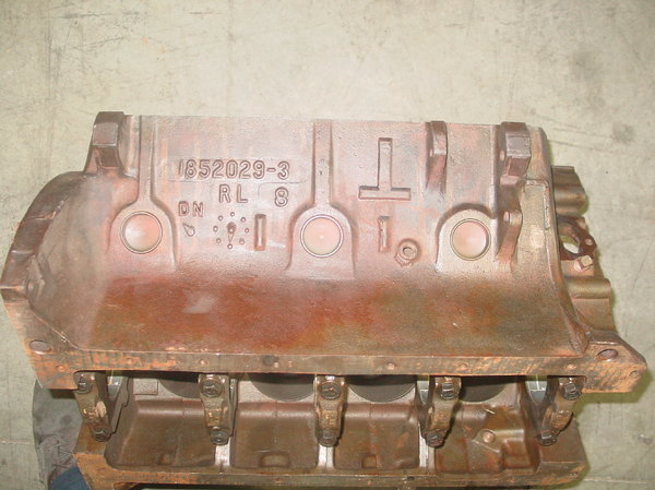 1962 Max-Wedge Short-Block  for Sale $5,500