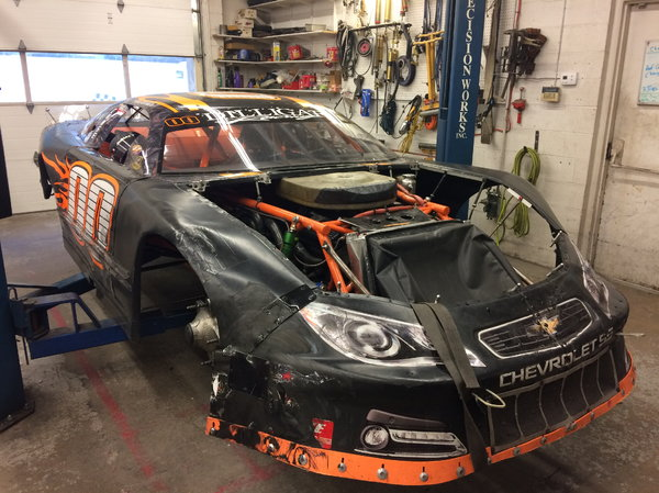 Retiring from Late Model racing  for Sale $1