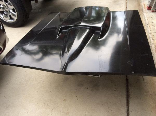 67-69 Camaro Fiberglass Stinger Hood