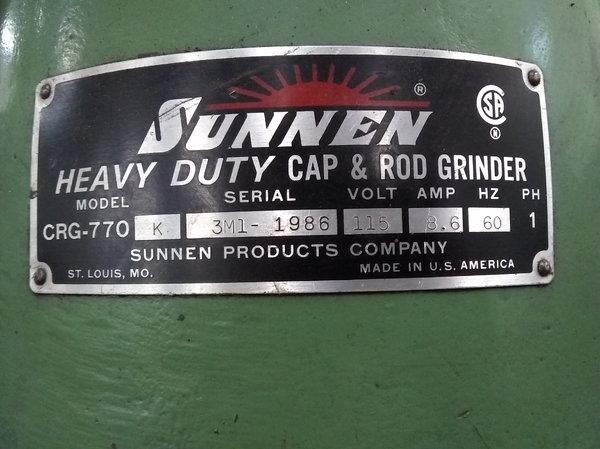 Sunnen  for Sale $1,000