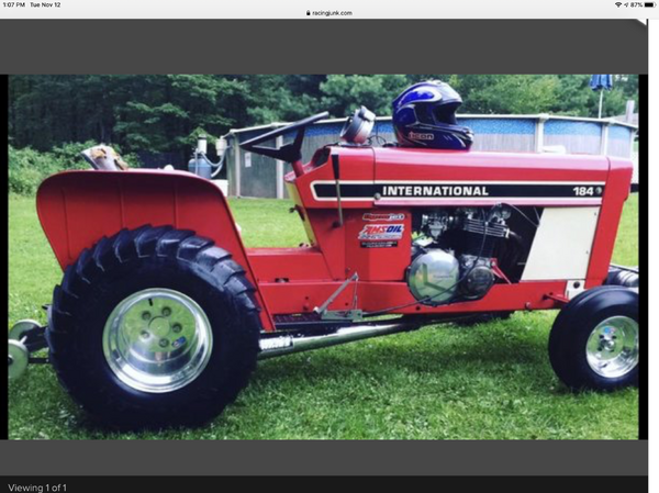 Open class pulling tractor  for Sale $6,000