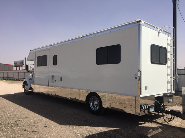 Renegade Combo Toterhome and 30' Stacker  for Sale $128,000