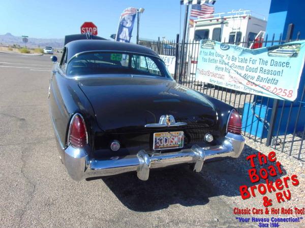 1953  Lincoln   Cosmopolitan  for Sale $21,995