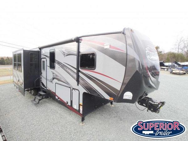 2014 Heartland  Road Warrior 425 Toy Hauler RV  for Sale $42,000