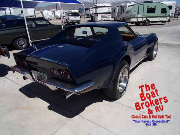 1973  chevy   Corvette  for Sale $21,900