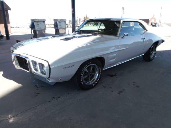 1969 PONTIAC FIREBIRD  for Sale $29,949