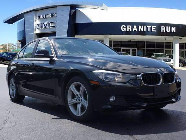 2015 BMW 3 Series  for Sale $15,995