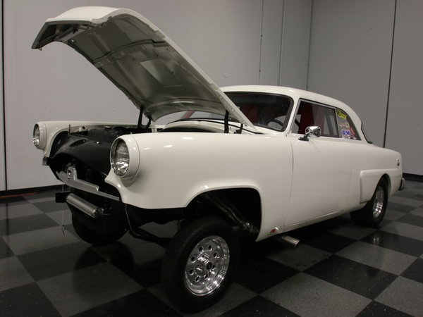 1954 Mercury Monterey Gasser  for Sale $24,995
