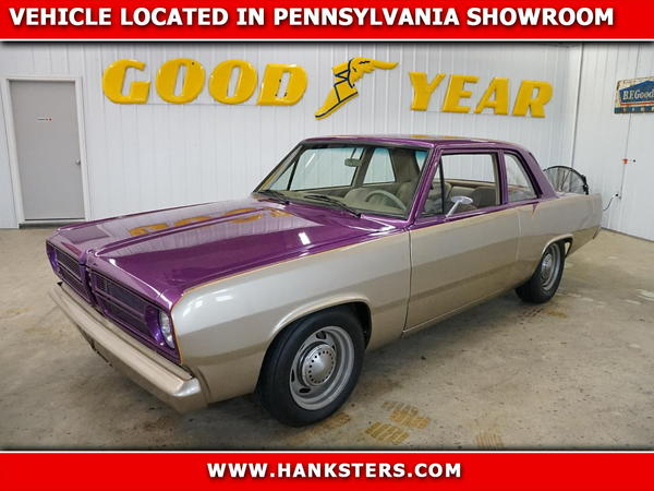 1967 Plymouth Valiant  for Sale $32,900