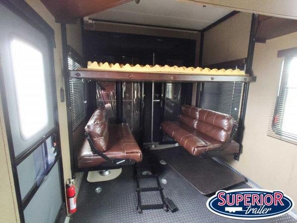 2014 Heartland  Road Warrior 425 Toy Hauler RV  for Sale $49,999