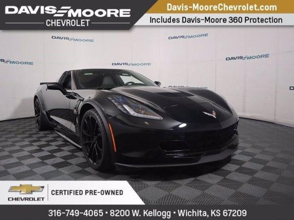 2017 Chevrolet Corvette  for Sale $70,888