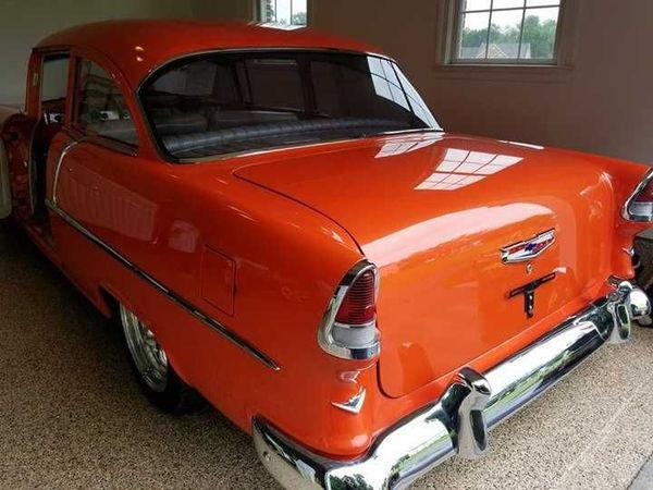 1955 CHEVROLET BELAIR  for Sale $79,949