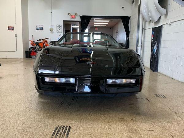 1990 Chevrolet Corvette  for Sale $7,000