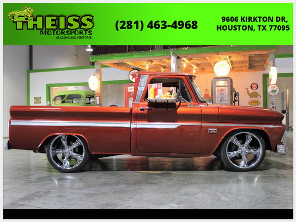 Used 1965 Chevrolet Resto-Mod for sale  for Sale $49,000