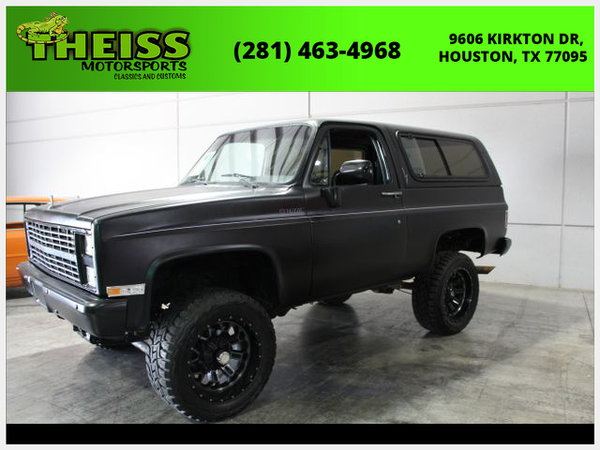Used 1986 Chevrolet Blazer for sale  for Sale $35,000