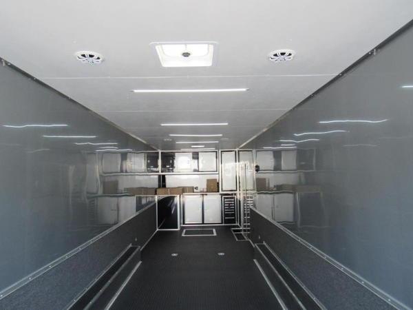 2020 Cargo Mate 32ft Aluminum Frame Car / Racing Trailer  for Sale $25,999