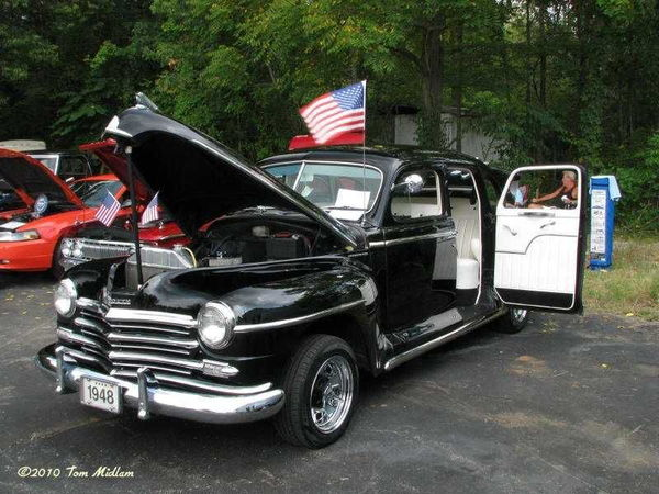 1948 PLYMOUTH SPECIAL DELUXE  for Sale $39,949