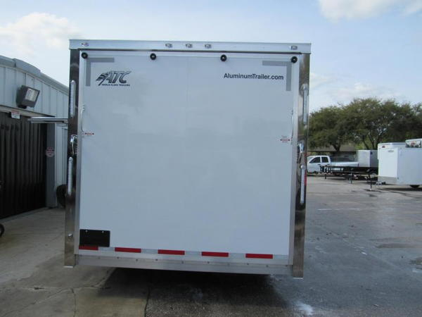 2020 ATC 8.5 x 28' CH305 Race Trailer  for Sale $30,499