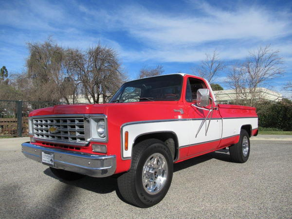 1976 Chevrolet C20  for Sale $22,900