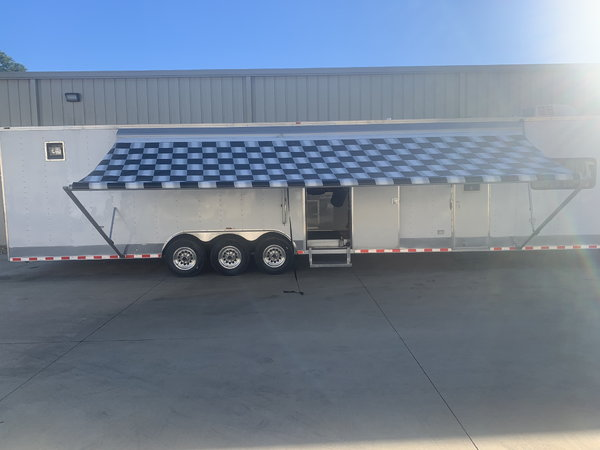 2007 46ft Millenium car trailer  for Sale $42,000