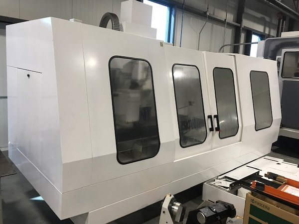 BOSTOMATIC BD-605 CNC Head Porting Machine 5-Axis  for Sale $149,500