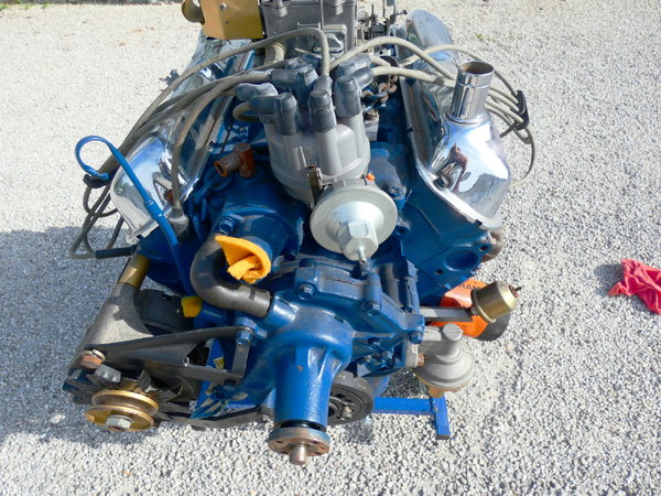 1967 Ford 289 Engine complete ready to drop in, Code Correct  for Sale $4,000