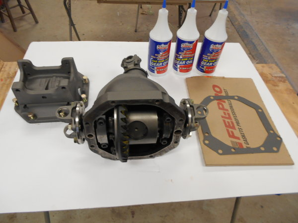 12 Bolt Corvette Differential for sale in Kingsville, MD, Price: $3,500