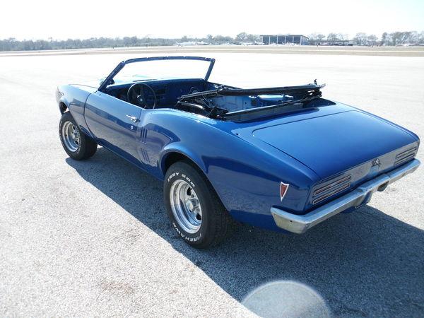1968 Pontiac Firebird  for Sale $7,100