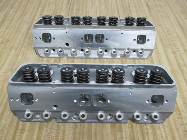 SBC Aluminum Cylinder Heads CNC  for Sale $1,750