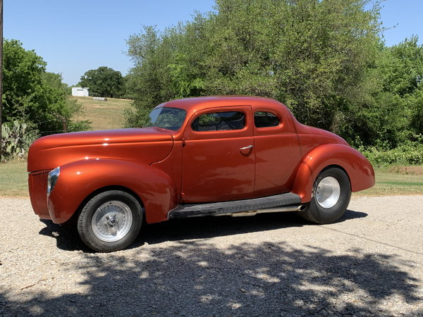 1939 FORD COUPE PRO-STREET  for Sale $25,000