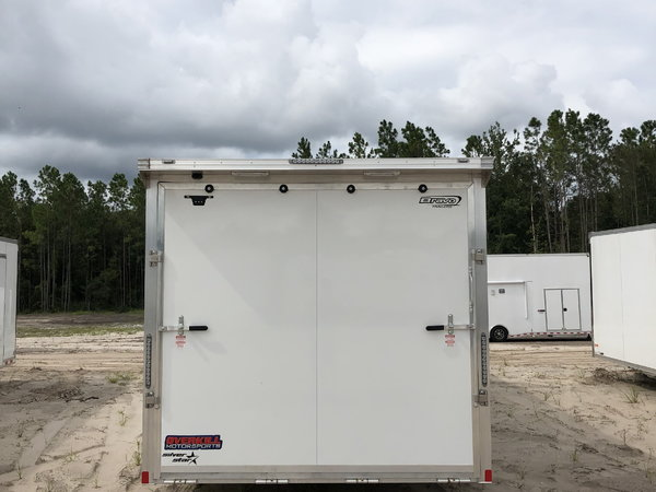 2019 Bravo Silver Star 28' Aluminum Tag Trailer   for Sale $14,999