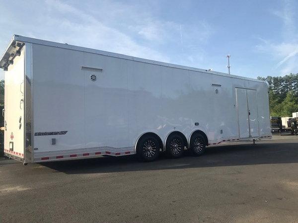 2020 Cargo Mate 34' Race Trailer
