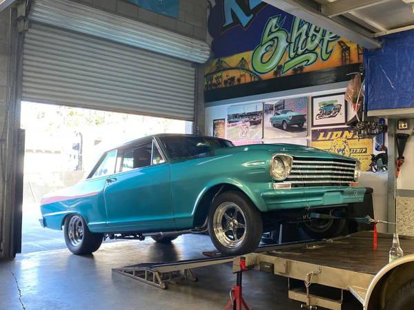 1963 Chevy Nova  for Sale $33,000