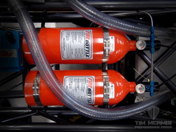 Fire Bottle Mount Package  for Sale $359