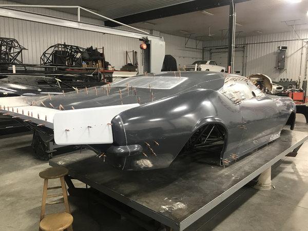 new ljrc 68 camaro pro mod