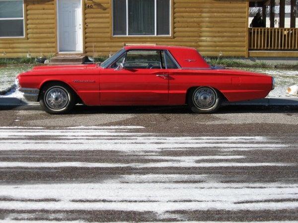 1964 Ford Thunderbird  for Sale $7,499