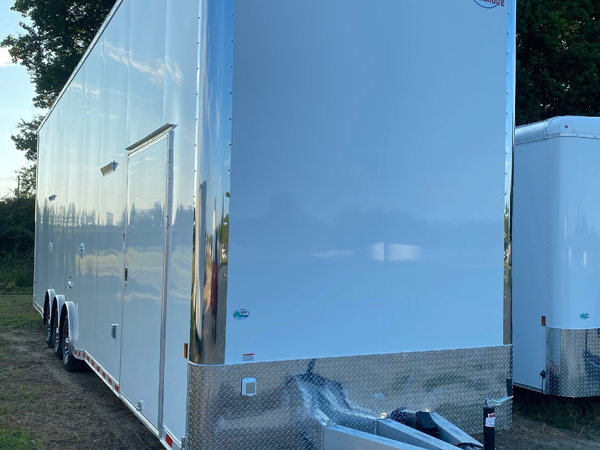 2022 28' Stacker WHITE  for Sale $42,500