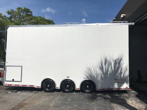 24' InTech All Aluminum Stacker  for Sale $50,000