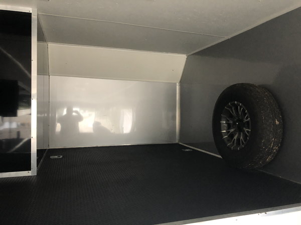 2017 Vintage 44' Gooseneck Race Trailer   for Sale $48,999