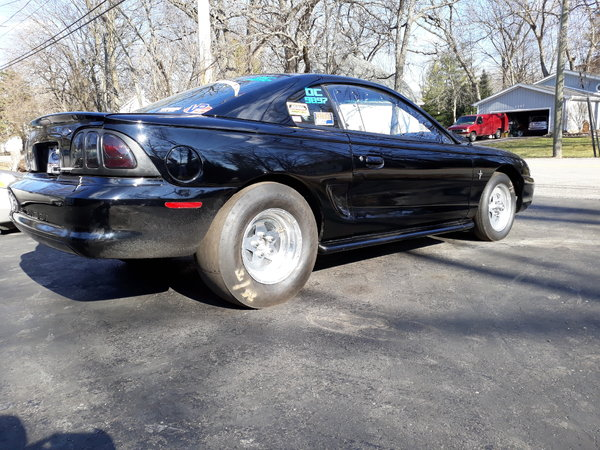 1995 mustang nmra / grudge  for Sale $19,500