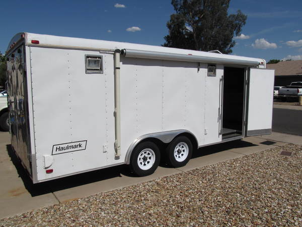 20' x 8.5' Enclosed  for Sale $7,500