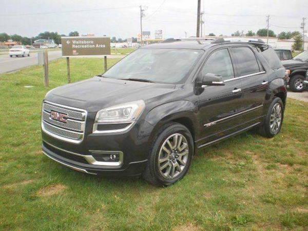 2013 GMC Acadia  for Sale $14,950