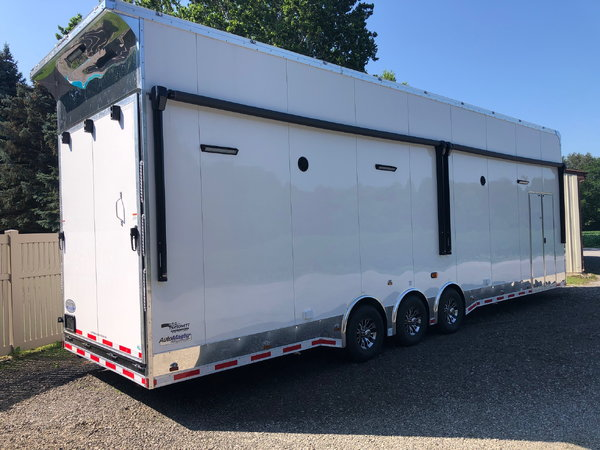 34' CONTINENTAL STACKER  for Sale $82,395