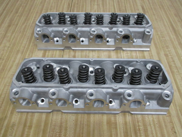 BBF Aluminum Cylinder Heads CNC  for Sale $2,200